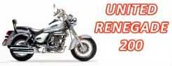 UNITED RENEGADE 200