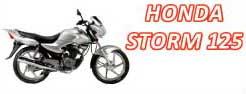 HONDA STORM 125
