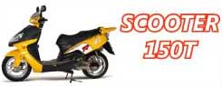 SCOOTER 150T