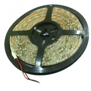ROLLO TIRA LED 300 LED SMD 12V - AZUL - LARGO 500CM - CORTABLE