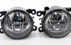 NEBLINERO - SET 2 UNIDADES - CITROEN DS3 - 2009-2014
